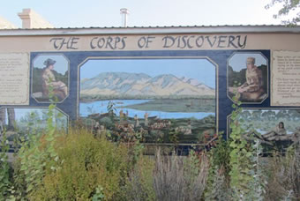 Corps of Discovery Murals