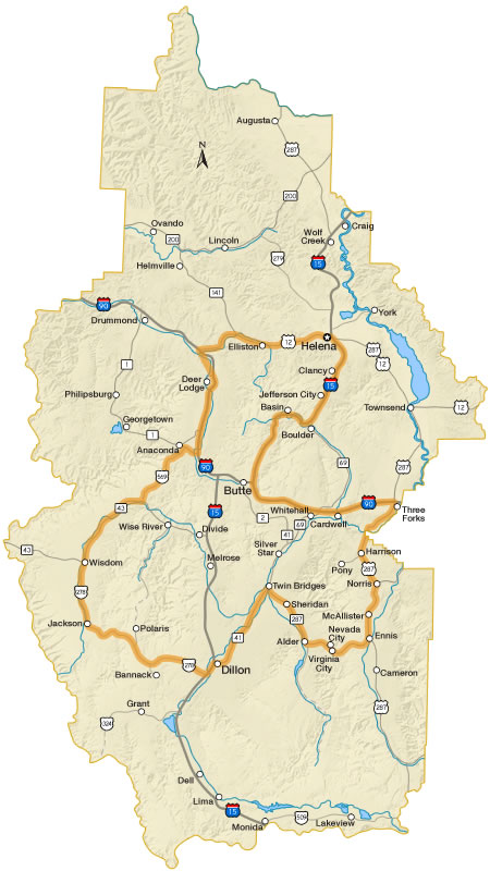 Welcome To Southwest Montana Trip Itineraries In Southwest Montana
